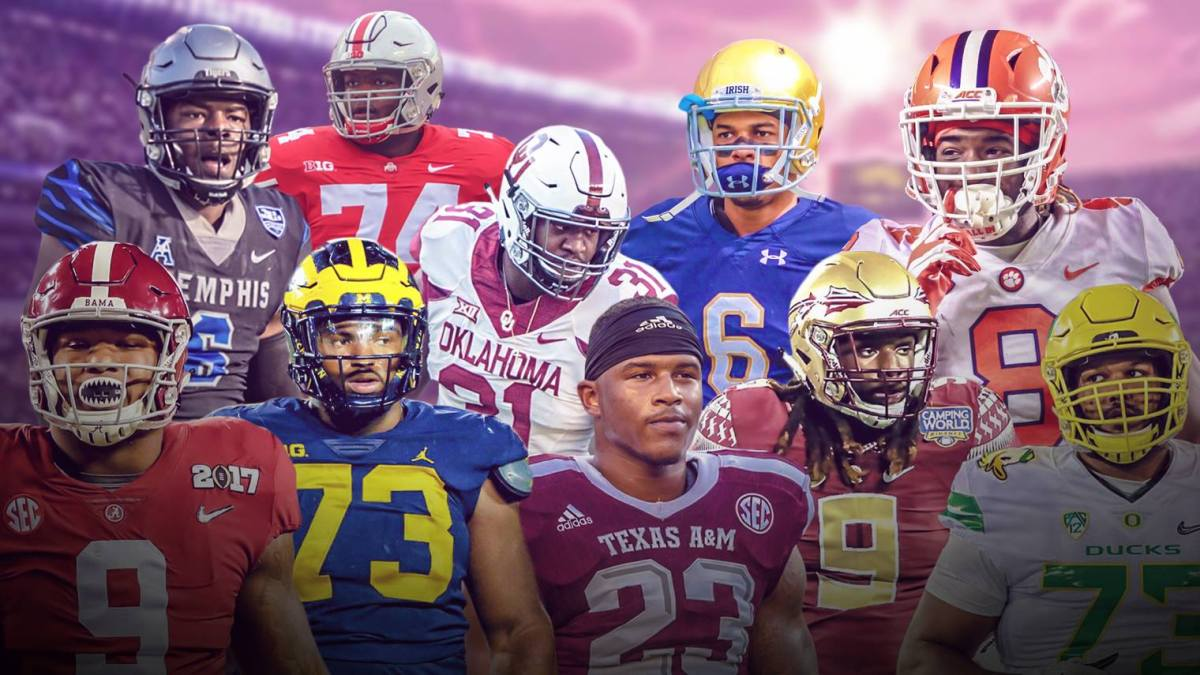 Top 15 steals of the 2018 NFL Draft