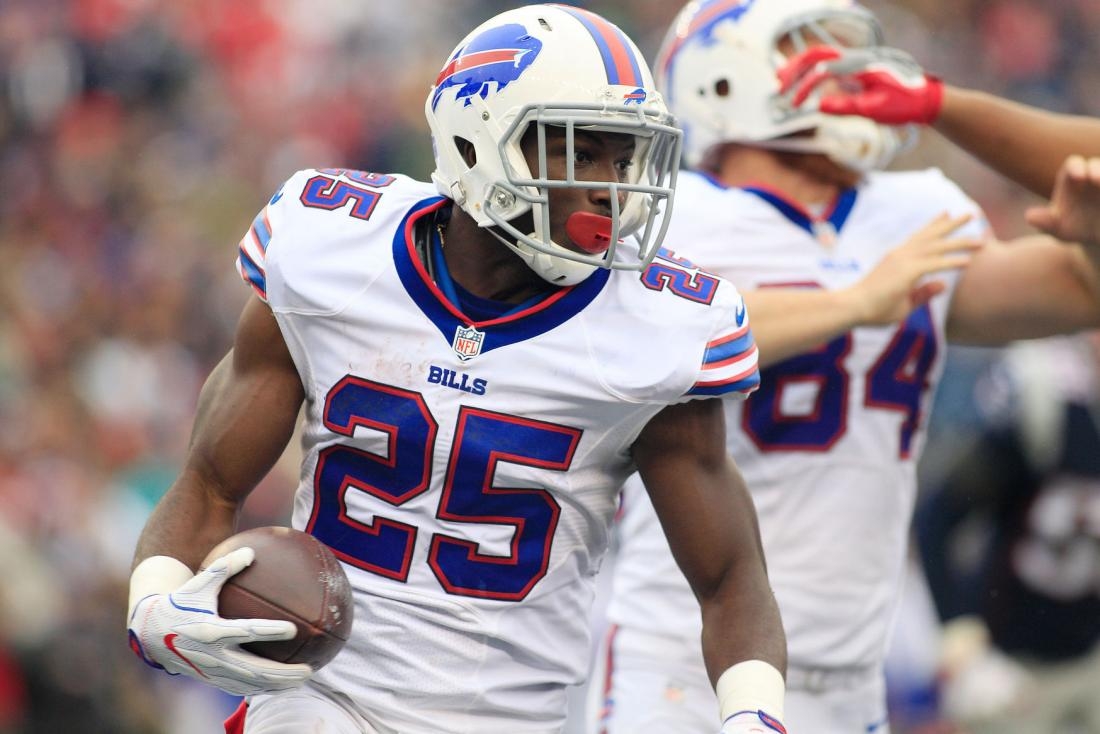 Fantasy-Football-Buffalo-Bills-RB-LeSean-McCoy-dealing-with-stomach-illness