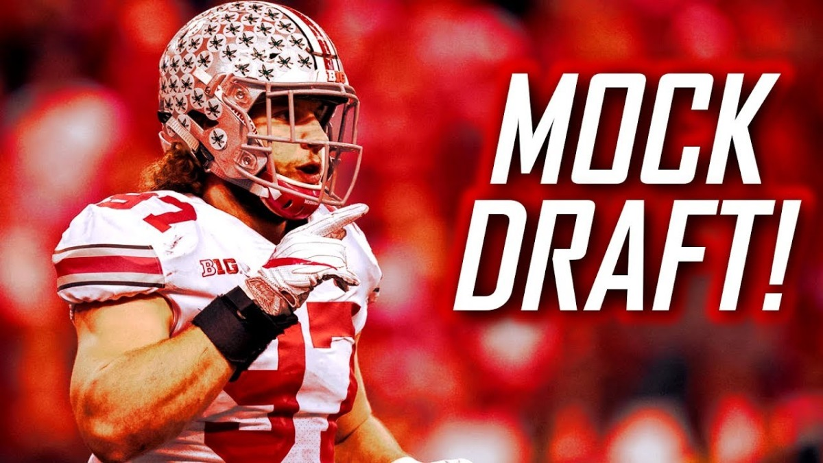 2019 NFL Mock Draft: Updated Projections with Trades