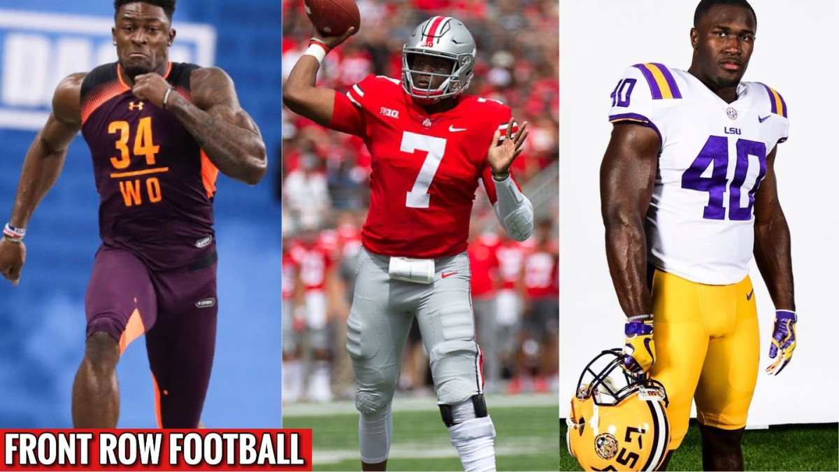 2019 NFL Mock Draft: Giants 7-Round Projections (Post OBJ Trade)